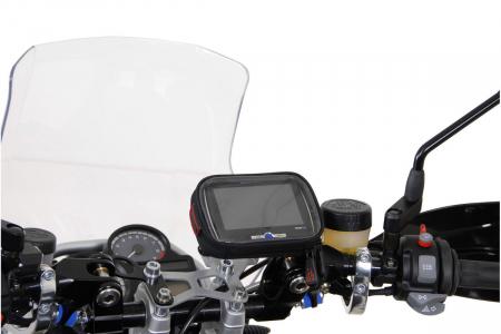 Placuta adaptor pentru GPS Richter system. Negru3