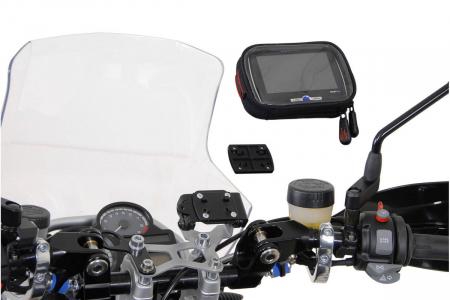 Placuta adaptor pentru GPS Richter system. Negru4