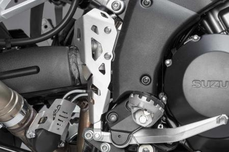 Protectie cilindru frana Argintiu Suzuki V-Strom 1000 (14-).1