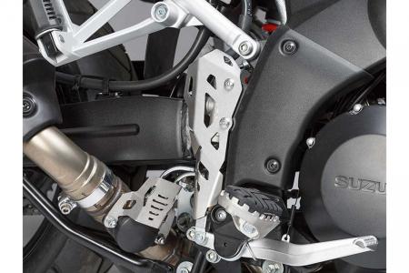 Protectie cilindru frana Argintiu Suzuki V-Strom 1000 (14-).0