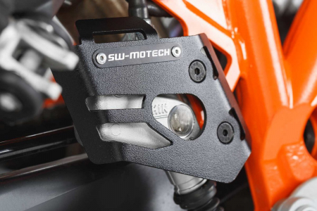 Protectie cilindru frana Negru KTM 990 SMR (07-) / 990 Adventure (06-).2