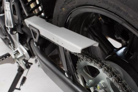 Protectie lant Aluminium Argintiu/Negru Suzuki SV650 ABS (15-) [0]