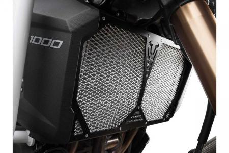 Protectie radiator Negru/Argintiu. Kawasaki Versys 1000 (12-). [1]