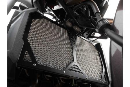 Protectie radiator Negru/Argintiu. Kawasaki Versys 1000 (12-). [2]