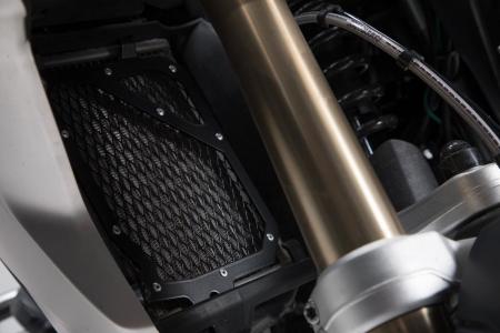 Protectie Radiator negru BMW R 1200 GS LC (16-).1