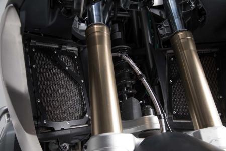 Protectie Radiator negru BMW R 1200 GS LC (16-).0