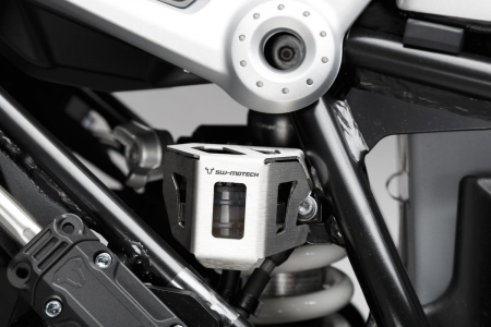 Protectie rezervor lichid frana Argintiu BMW R nineT (14-). [1]