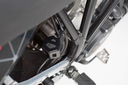Protectie rezervor lichid frana Negru KTM 1050/1190/1290 Adventure. [3]