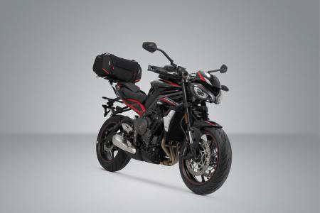 Rackpack top case sistem Honda CB500F (18-), CBR500R (18-). [1]