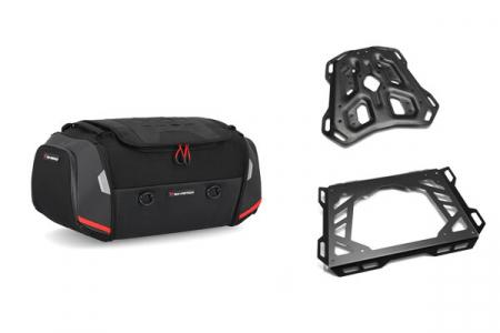 Rackpack top case sistem Moto Guzzi V85 TT (19-) [0]