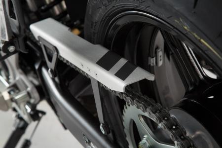 Retro Stiker Ser 17 piese, graphit metalic mat Suzuki SV650 2015-4