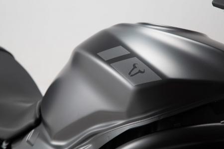 Retro Stiker Ser 17 piese, graphit metalic mat Suzuki SV650 2015-1