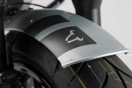 Retro Stiker Ser 17 piese, graphit metalic mat Suzuki SV650 2015-0