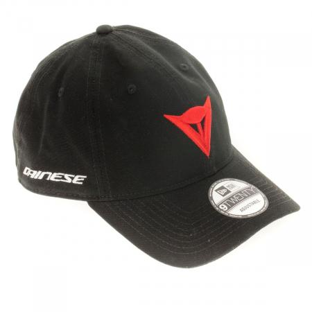 DAINESE DAINESE 9TWENTY CANVAS STRAPBACK CAP BLACK