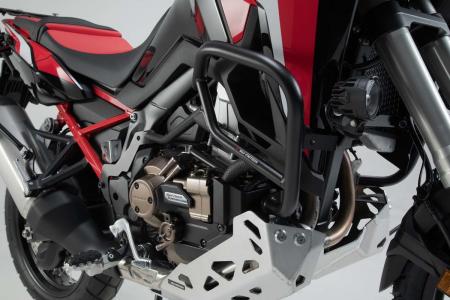 Crash bar negru Honda CRF 1100 L (19-). - RESIGILAT2