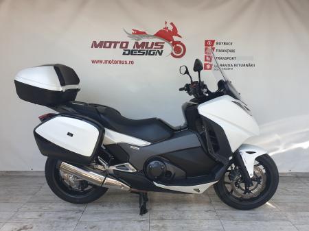 Scooter Honda NC750D INTEGRA ABS 750cc 54CP - H00622 [0]
