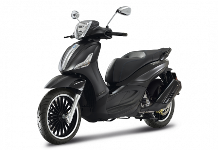 Scooter Piaggio BEVERLY 300 ABS E4 POLICE2