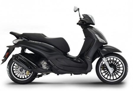 Scooter Piaggio BEVERLY 300 ABS E4 POLICE0