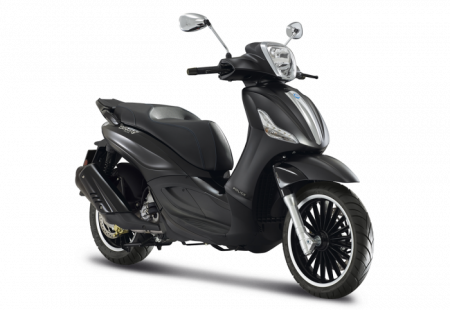 Scooter Piaggio BEVERLY 300 ABS E4 POLICE1