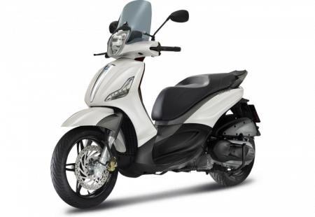 Scooter Piaggio BEVERLY 350 ABS SPORT TOURING5
