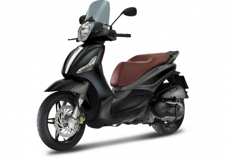 Scooter Piaggio BEVERLY 350 ABS SPORT TOURING6
