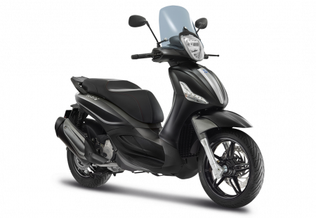 Scooter Piaggio BEVERLY 350 ABS SPORT TOURING4