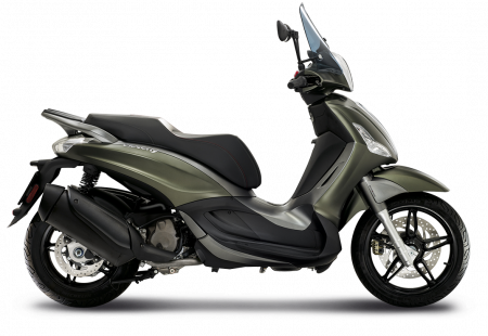 Scooter Piaggio BEVERLY 350 ABS SPORT TOURING3