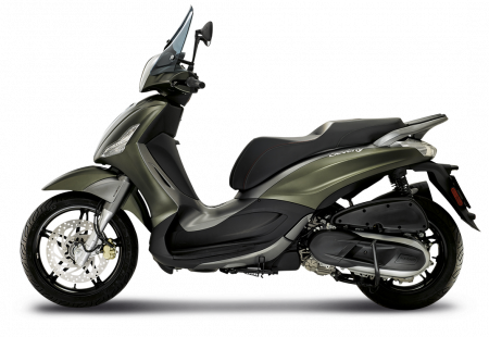 Scooter Piaggio BEVERLY 350 ABS SPORT TOURING12