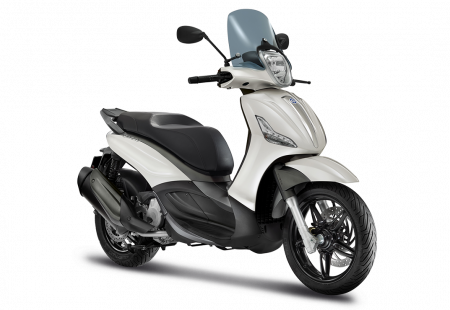 Scooter Piaggio BEVERLY 350 ABS SPORT TOURING10