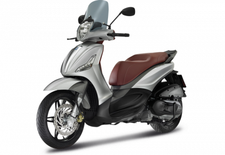 Scooter Piaggio BEVERLY 350 ABS SPORT TOURING11