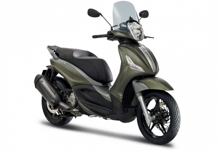 Scooter Piaggio BEVERLY 350 ABS SPORT TOURING7