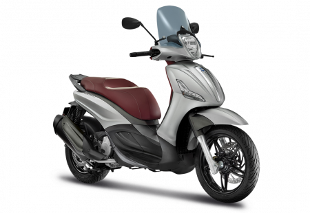 Scooter Piaggio BEVERLY 350 ABS SPORT TOURING8