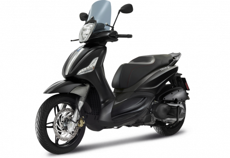 Scooter Piaggio BEVERLY 350 ABS SPORT TOURING14