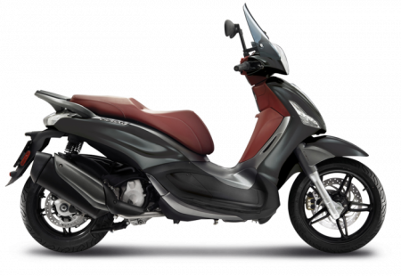 Scooter Piaggio BEVERLY 350 ABS SPORT TOURING2