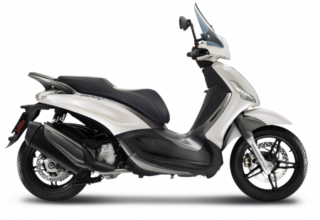 Scooter Piaggio BEVERLY 350 ABS SPORT TOURING1