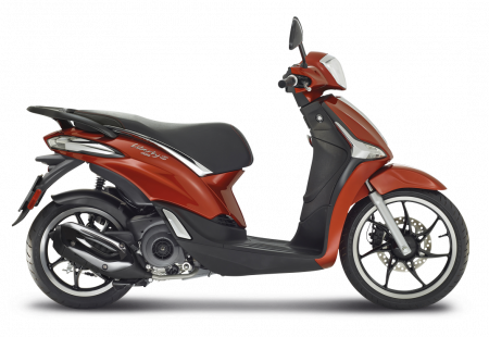 Scooter Piaggio LIBERTY S125 ABS0