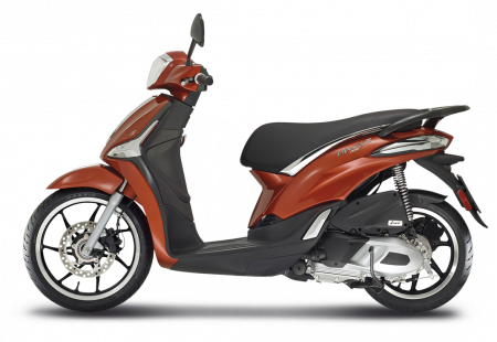 Scooter Piaggio LIBERTY S125 ABS8