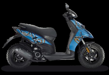 Scooter Piaggio TYPHOON 504T3