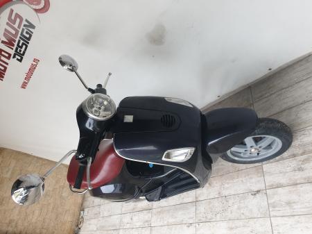 Scooter Piaggio Vespa 125cc 10CP - P4762 [5]