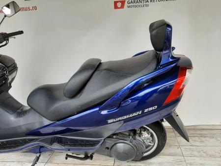 Scooter Suzuki Burgman 250 250cc 20CP - S03434 [9]