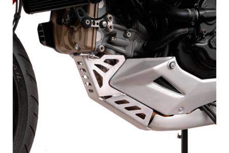 Scut motor Argintiu Ducati Multistrada 1200 2010-2012 [0]
