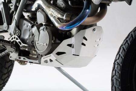 Scut motor Argintiu KTM 620 Adventure 1996-1999 MSS.04.060.10000/S [2]