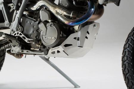 Scut motor Argintiu KTM 620 Adventure 1996-1999 MSS.04.060.10000/S [3]