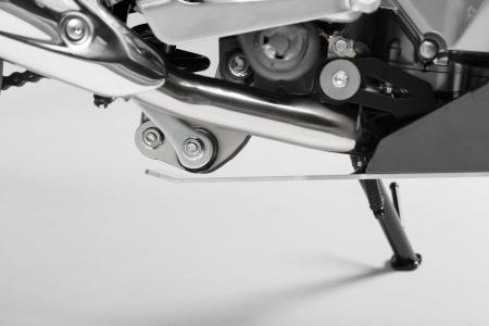 Scut motor Argintiu / negru Honda NC 700 S / SD 2011- MSS.01.151.10100 [1]