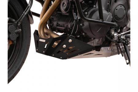 Scut motor Argintiu / Negru Kawasaki Versys 650 2007-2014 [0]