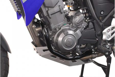 Scut motor Argintiu Yamaha XT 660 R 2004-2009 [3]