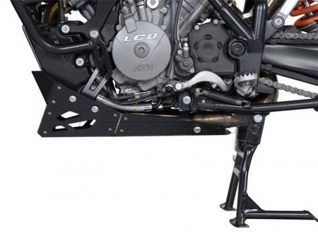 Scut motor Negru KTM 950 SM R 2005-2007 [2]