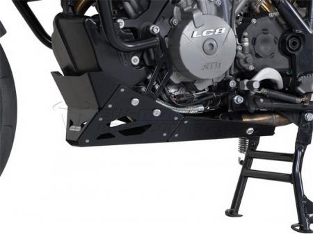 Scut motor Negru KTM 950 SM R 2005-2007 [0]