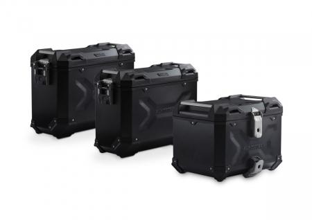 Set 3 cutii Adventure cu sistem fixare Yamaha Tracer 9 (20-) [0]