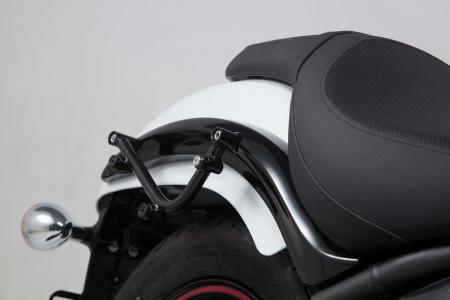 Set genti laterale Legend Gear - Editie Neagru Kawasaki Vulcan 900 Custom/Classic (06-).2
